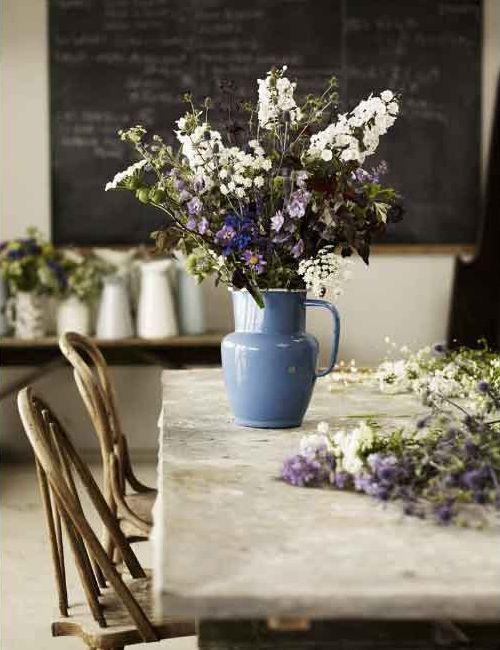 conservar flores en un jarron