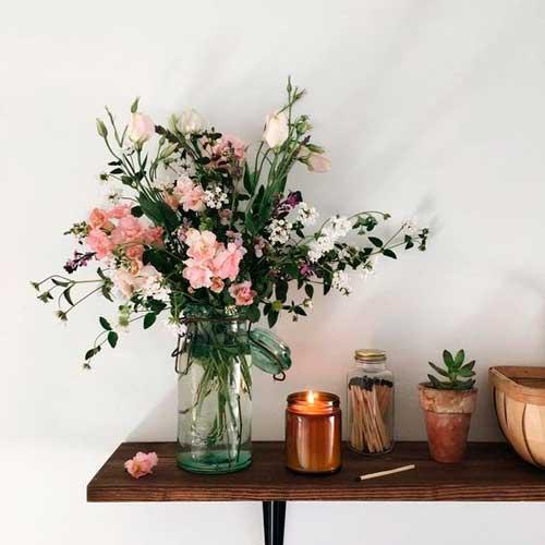 conservar flores naturales