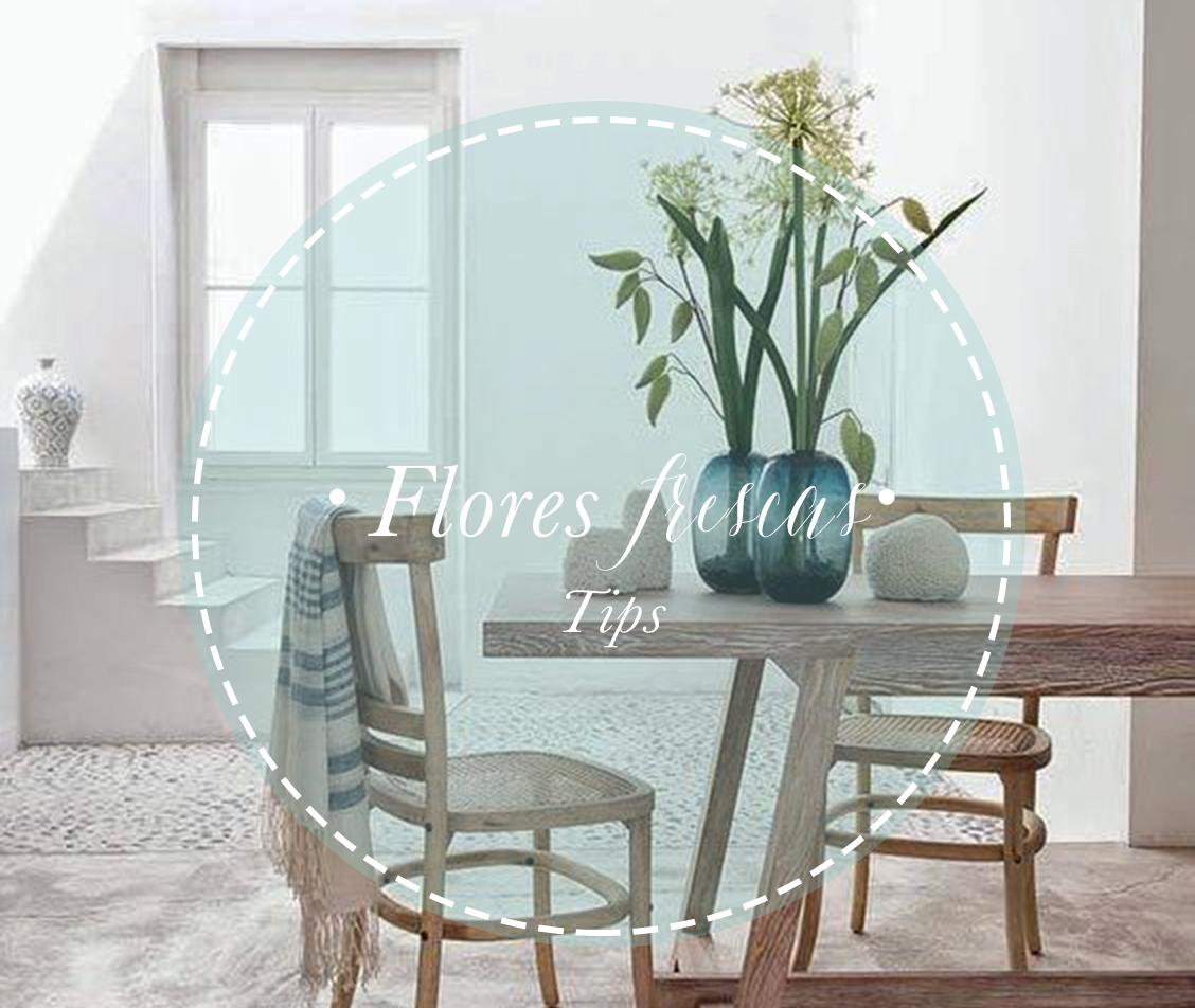 Cómo conservar las flores frescas más tiempo