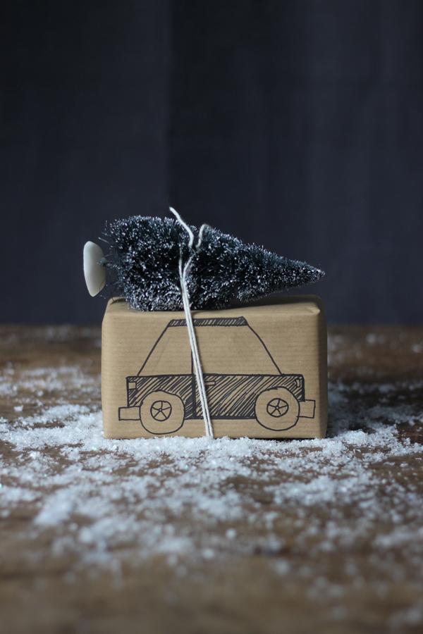 formas de envolver regalos