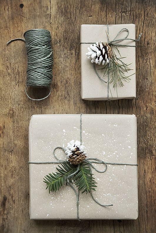 forrar regalos de navidad