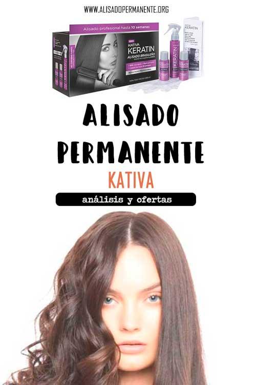 Alisado brasileño KATIVA