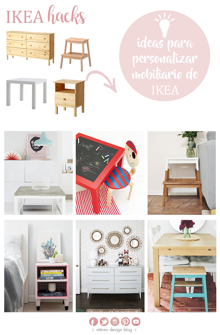 Transformar muebles de ikea ideas f ciles y baratas - Transformar muebles ikea ...