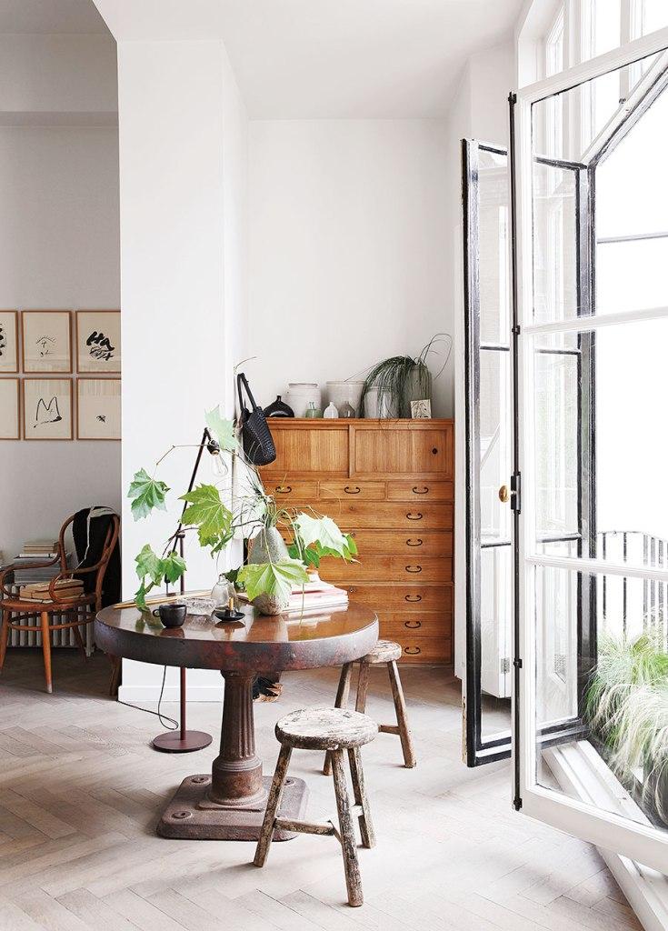 Descubre la casa de la diseñadora Anne Valentine
