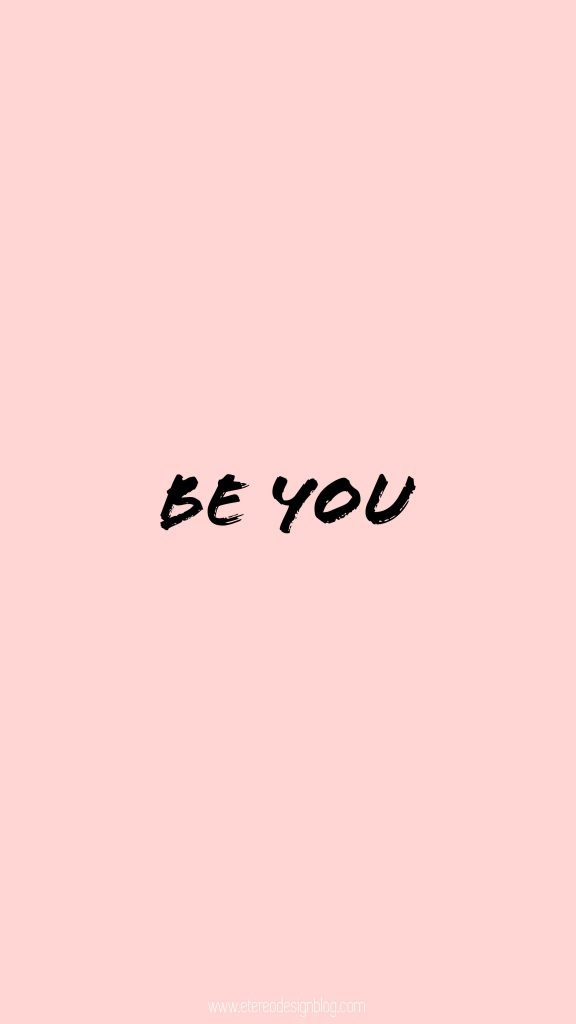 wallapaper be you