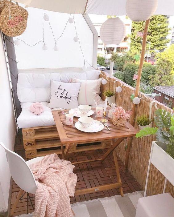 muebles para balcon