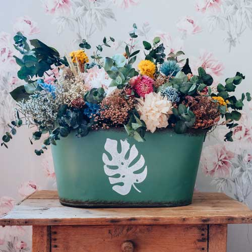 ramo de flores decoracion