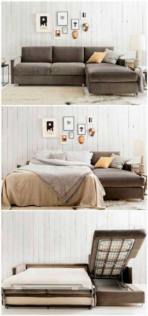 sofas cama pequeños