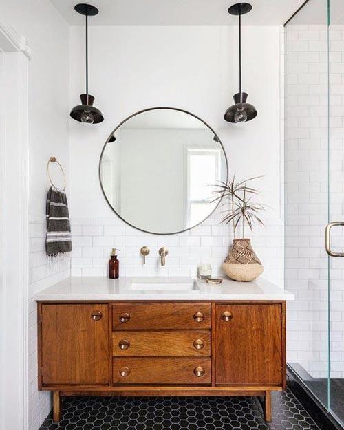 Ideas para muebles de baño