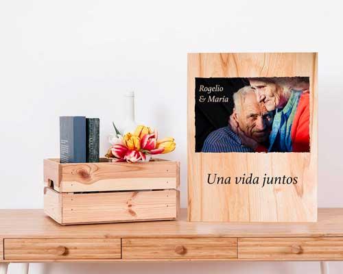 imprimir fotos en madera