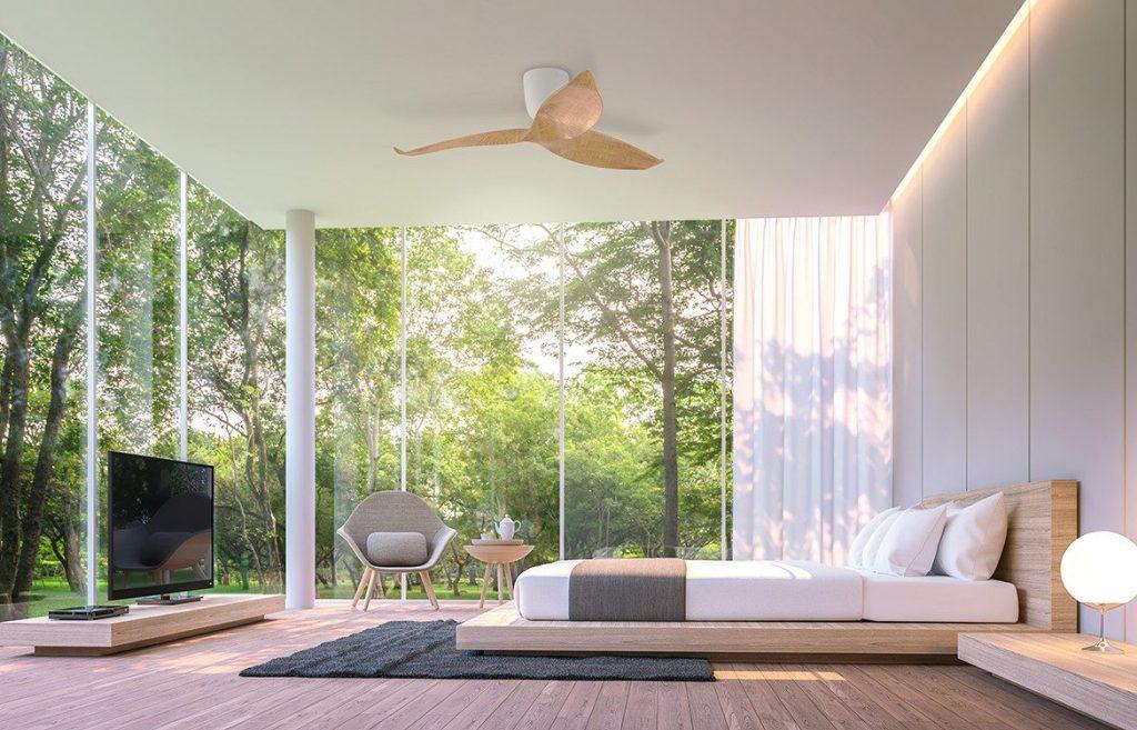 ventilador de techo eficiente