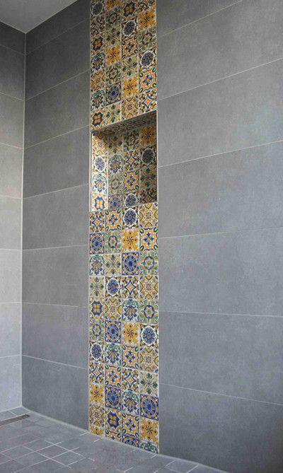 cuartos de baño azulejos